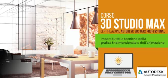 Corso di 3D Studio Max