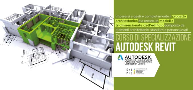 Corso di Autodesk Revit Architecture