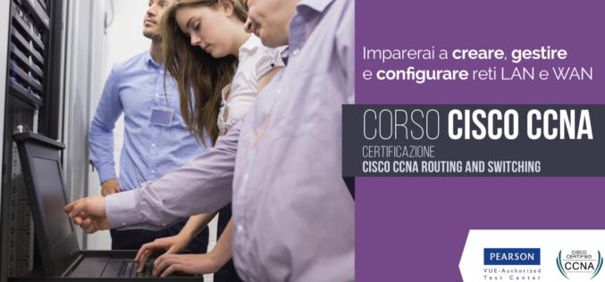 Corso di Cisco CCNA Security